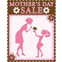 Mother's Day Sale Signage