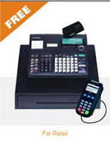 Merchant Services: POS System and Free Cash Register