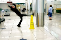 Slip, Trip and Fall Hazards in Retail Stores