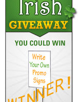 Winner! Luck o' the Irish Giveaway