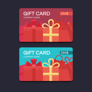 Holiday Gift Cards Are as Good as Gold