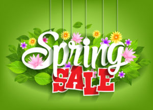 Spring is the Season for Cleaning…and Sales! - Specialty